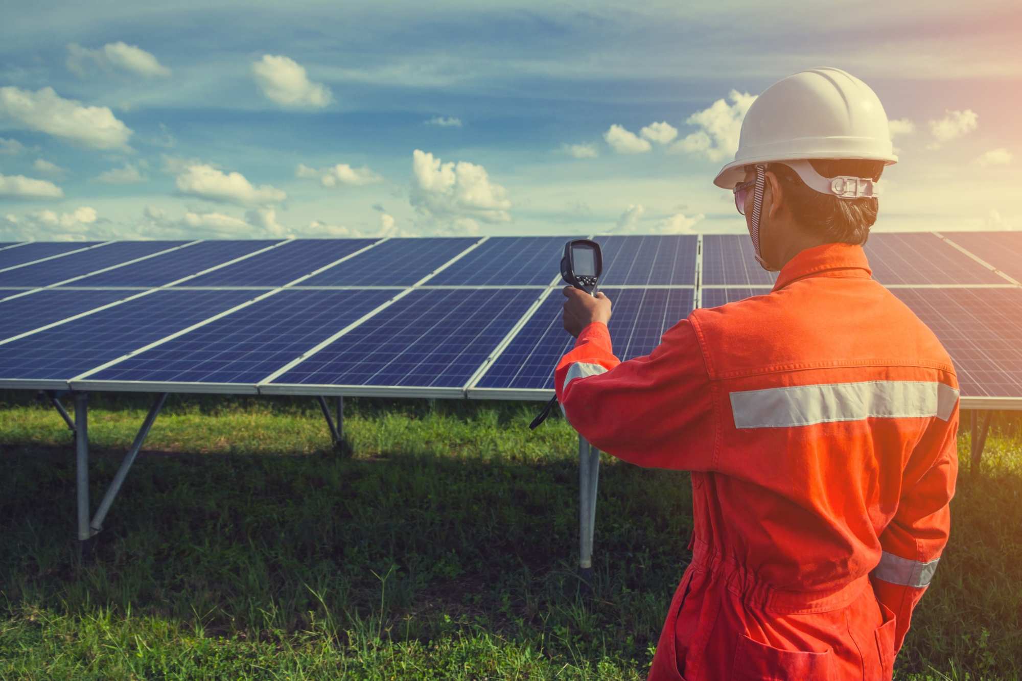 Solar PV Operations and Maintenance